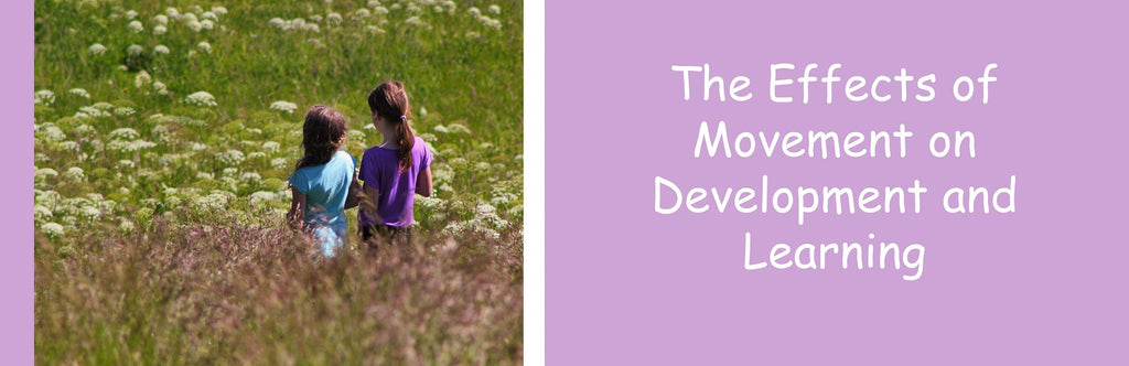 The Effects of Movement on Development and Learning