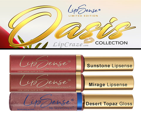 New! Limited Edition! OASIS COLLECTION