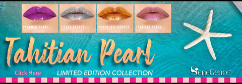 New! Limited Edition! TAHITIAN PEARL COLLECTION