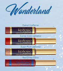 NEW! Limited Edition! WONDERLAND COLLECTION Lipsense & Gloss