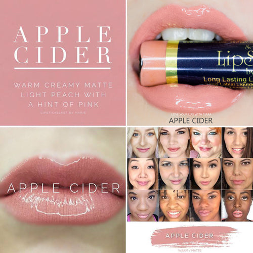 apple cider lipsense by senegence