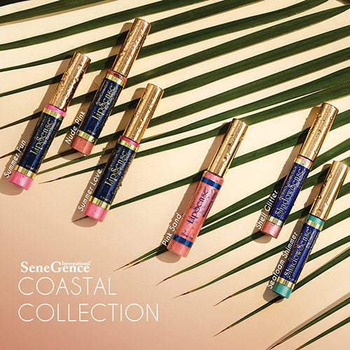 Coastal Collection Lipsense by Senegence