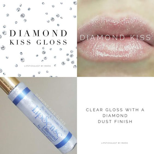 Gloss for Lipsense DIAMOND KISS