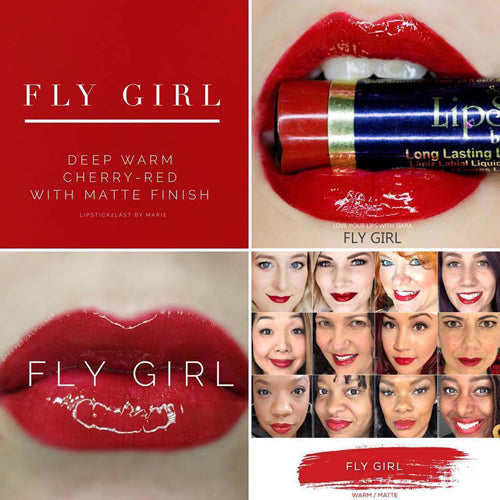 Fly Girl Lipsense by Senegence at Lipcraze.com