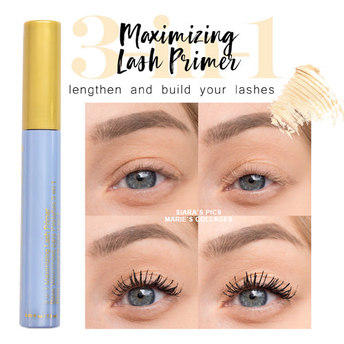 New Undersense 3 in 1 Lash Primer by Senegence