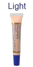Light concealer by senegence