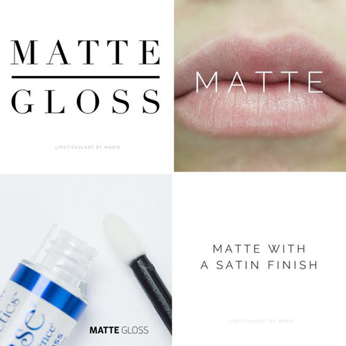Matte Gloss for Lipsense by Senegence