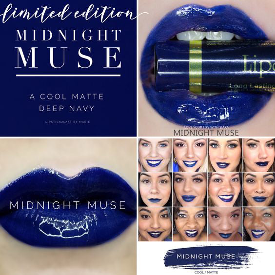Midnight Muse Lipsense
