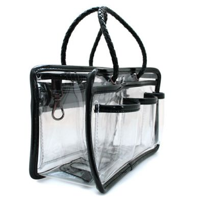 Clear Organizer Bag by Nan