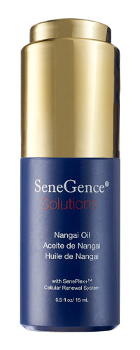 Nangai Oil, intense moisture (new version)