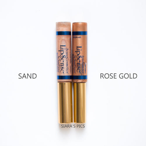 Rose Gold Gloss for Lipsense by senegence