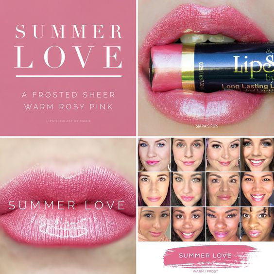 Summer Love Lipsense by Senegence