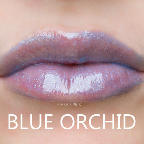Blue Orchid Gloss by Senegence for Lipsense