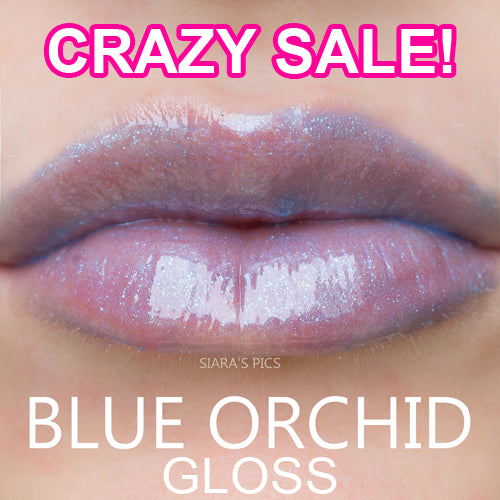 Gloss for Lipsense BLUE ORCHID GLOSS