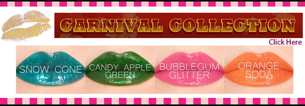 NEW COWGIRL LIPSENSE COLLECTION