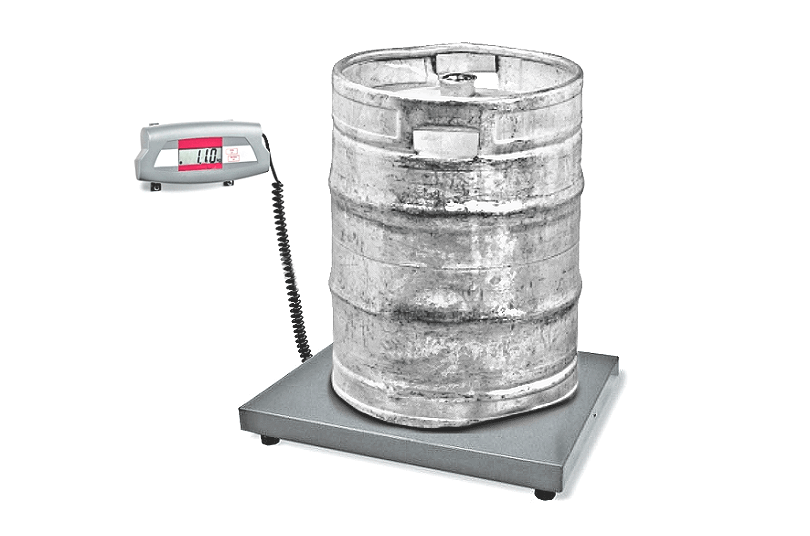 BC200XL Keg Weigh Scale