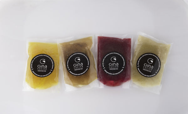 Create your own 4 Pack: Broths