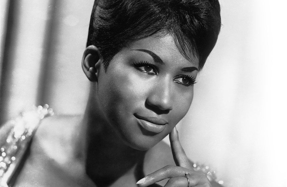 Much R-E-S-P-E-C-T Aretha Franklin You've Inspired Many Even Me