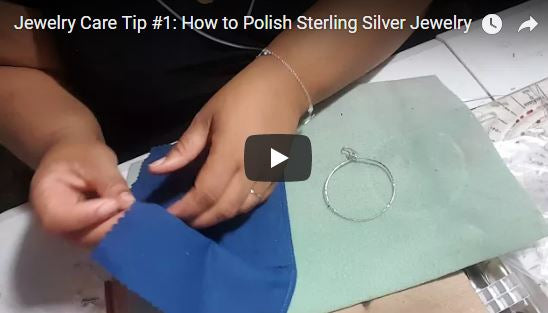How to Polish Sterling Silver Jewelry the Easy Way