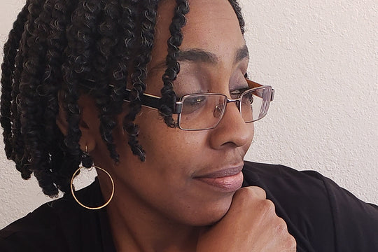 Meet Monique the Name Behind the Popular Hammered Hoop Earrings