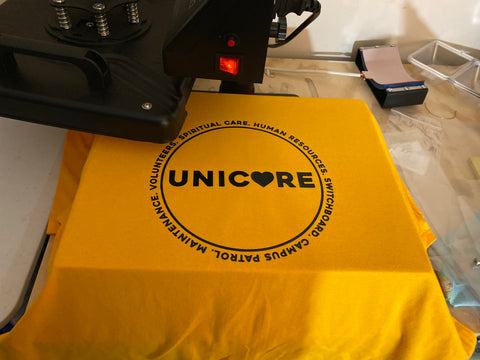 Unicore t-shirts