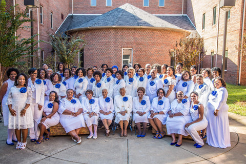 Zeta Phi Beta Sorority Alpha Rho Zeta Graduate Chapter