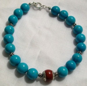 Check out our collection of men's bracelets