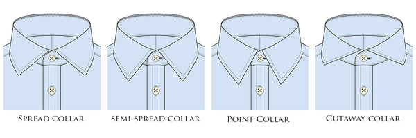 How to choose a collar style that fits