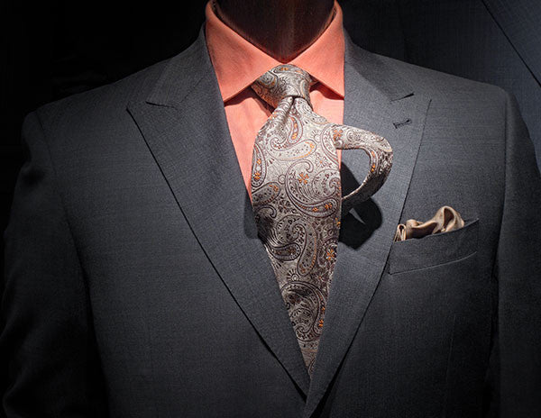 What's the difference between a Notch Lapel, Peak Lapel, and Shawl Lapel on a suit?