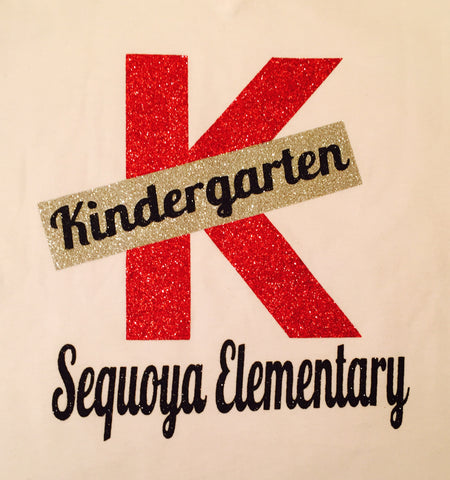 Kindergarten Bling (Youth)