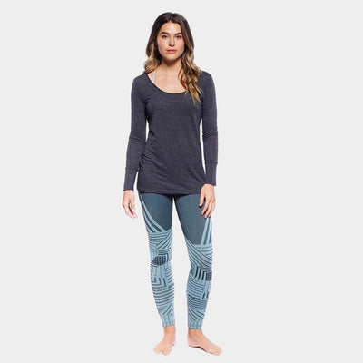 Avery Long Sleeve Drape Back-long-sleeve-long-sleeve-Indira Active