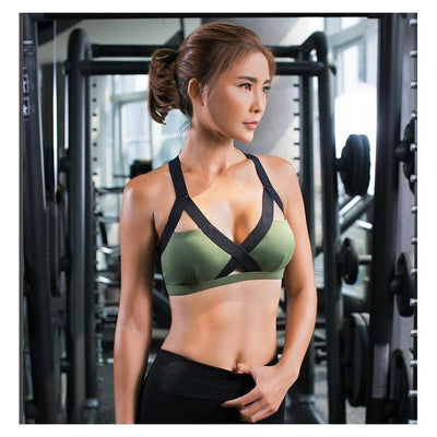 Becky-sports-bras-Army Green-M-sports-bras-Indira Active