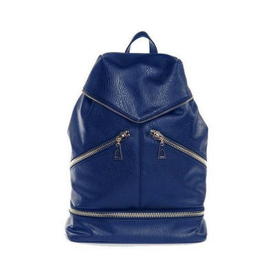 Bowie Blue Backpack-bags-Blue-bags-Indira Active
