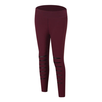 Buddhana-leggings-Red-S-leggings-Indira Active