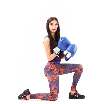 Cheetah-leggings-Blue-s/m-leggings-Indira Active