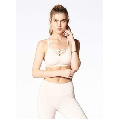 Cross Over Bra-sports-bras-Beige-S-sports-bras-Indira Active