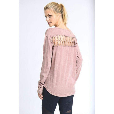 Gypsy-long-sleeve-Dusty Rose-M-long-sleeve-Indira Active