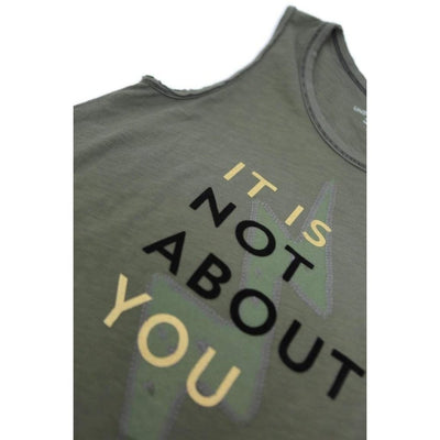 It Is Not About You-tank-tank-Indira Active