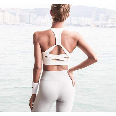 Joy Sports Bra-sports-bras-White-S-sports-bras-Indira Active