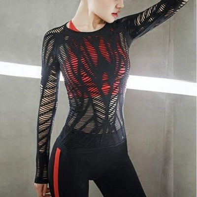 Karvi-long-sleeve-long-sleeve-Indira Active