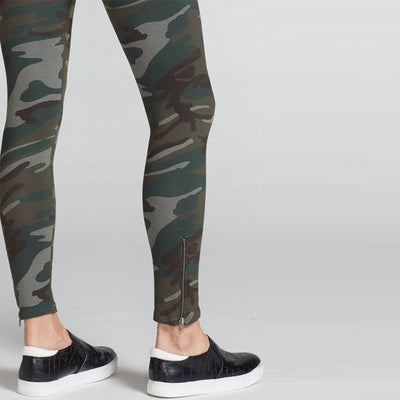 Lana High Waisted Camo Legging-leggings, printed-Camo-XS-leggings, printed-Indira Active