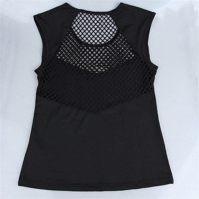 Lexi-short-sleeve-Black-S-short-sleeve-Indira Active