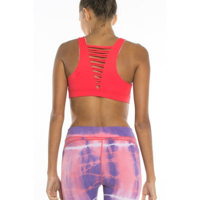 No Strings Attached-sports-bras-Coral-XS-sports-bras-Indira Active