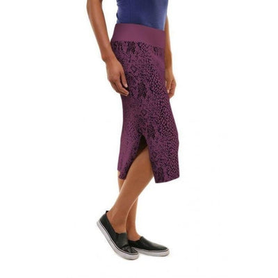 Noir Skirt-dresses-skirts-Purple-xs-dresses-skirts-Indira Active