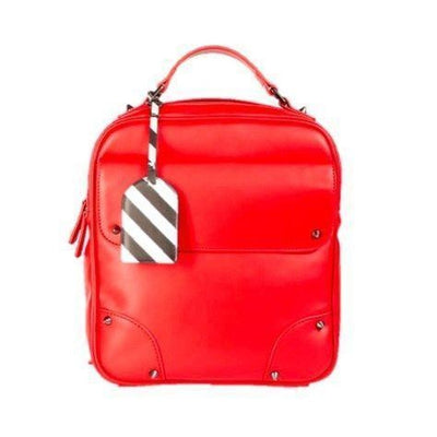 Red Backpack-bags-red-bags-Indira Active