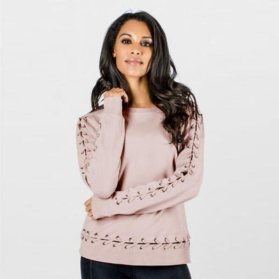 Savage Top-long-sleeve-Rose-XS-long-sleeve-Indira Active