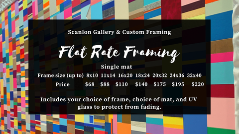 Flat Rate Framing