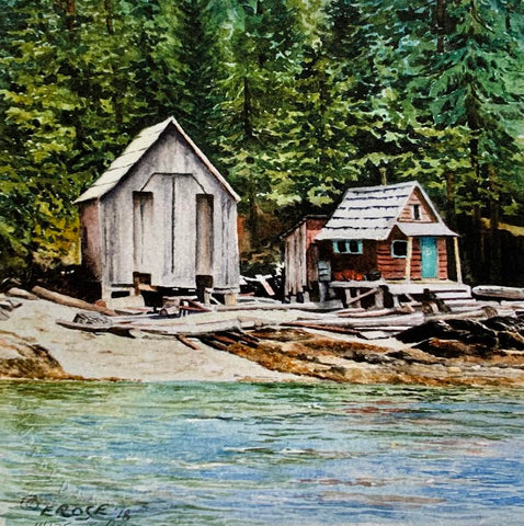 SNOW COVE CABIN