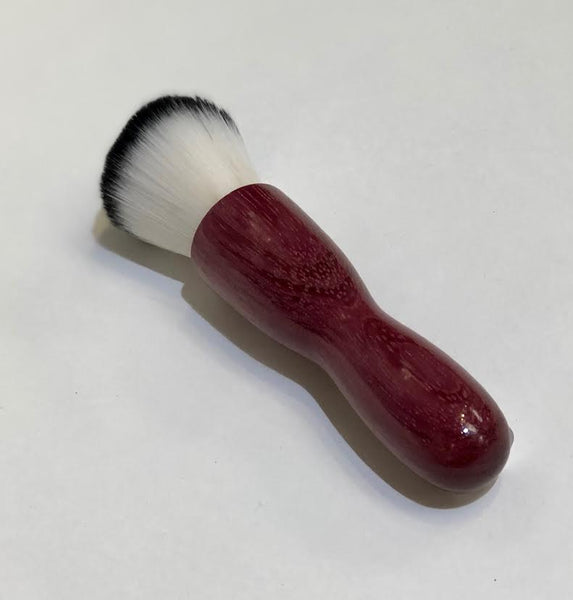 PURPLE HEART MAKEUP BRUSH