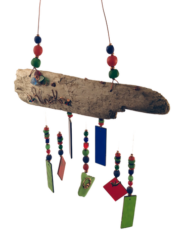 MERMAID WIND CHIME ALASKA